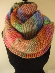 Hand Knit by Ellen
