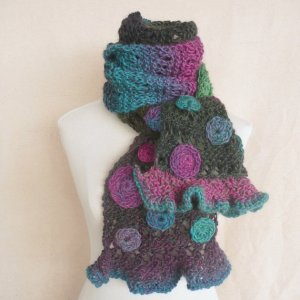 Hand Knit by SallyAnna Scarves