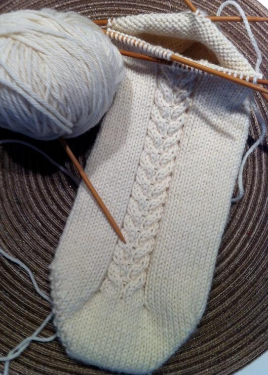Stag Horn Snow Socks