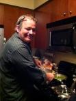 He's Cookin'