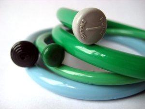 Needle Bracelet on Etsy