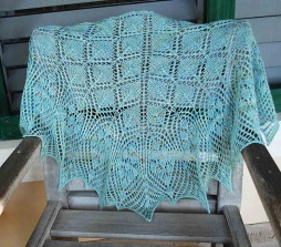 Ethereal Shawl by Lakshmi Juneja