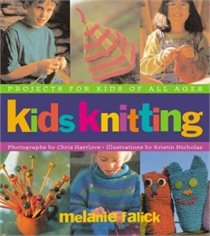 Kid's Knitting by Melanie Falick