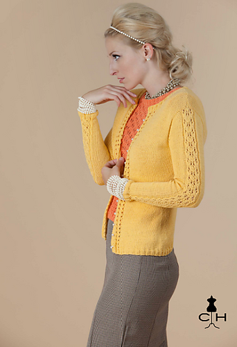 Highclere Cardi by ClothesHorse