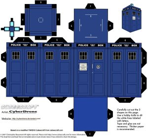 Cubee___TARDIS_by_CyberDrone