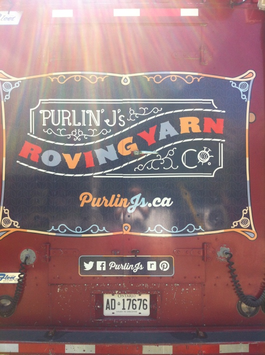 Purlin' J's Roving Yarn Co.