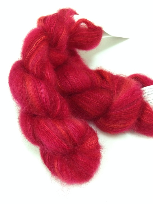 Art Yarn Mohair Silk