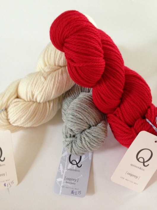 Quince & Co Osprey