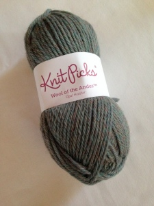 """Wool of the Andes """"Opal Heather"""""""