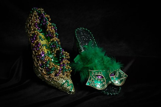 Muses Shoe #1