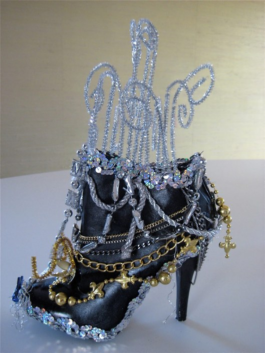 Muses Shoe #2