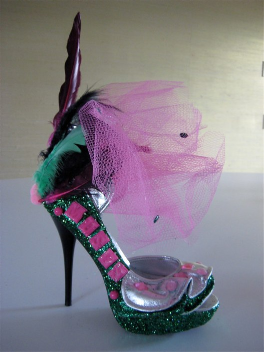 Muses Shoe #3