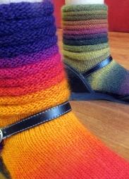 Slinky Socks by Rae Blackledge