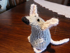 Tilly's Mouse