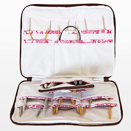 Chic-a Circular Needle Case
