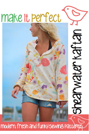 SHEARWATER KAFTAN BY MAKE IT PERFECT