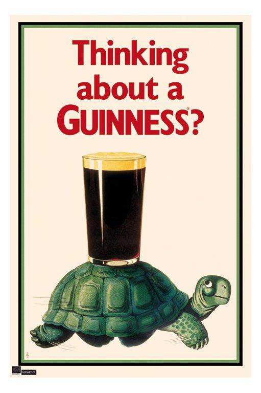 Guinness Tortoise